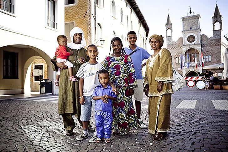 ituareg04 Туареги в Италии