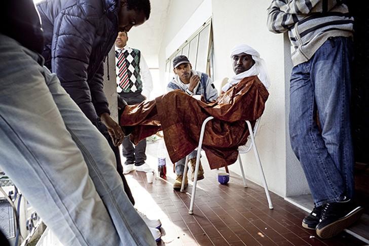 ituareg14 Туареги в Италии