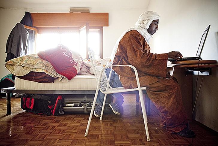 ituareg15 Туареги в Италии