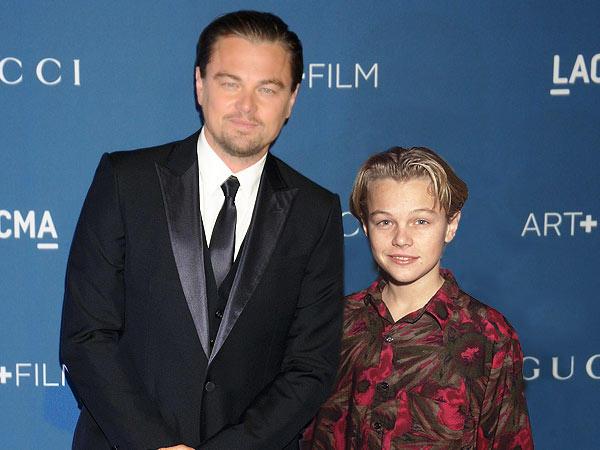 leonardodicaprio600x450 Номинанты на «Оскар» с собой в молодости