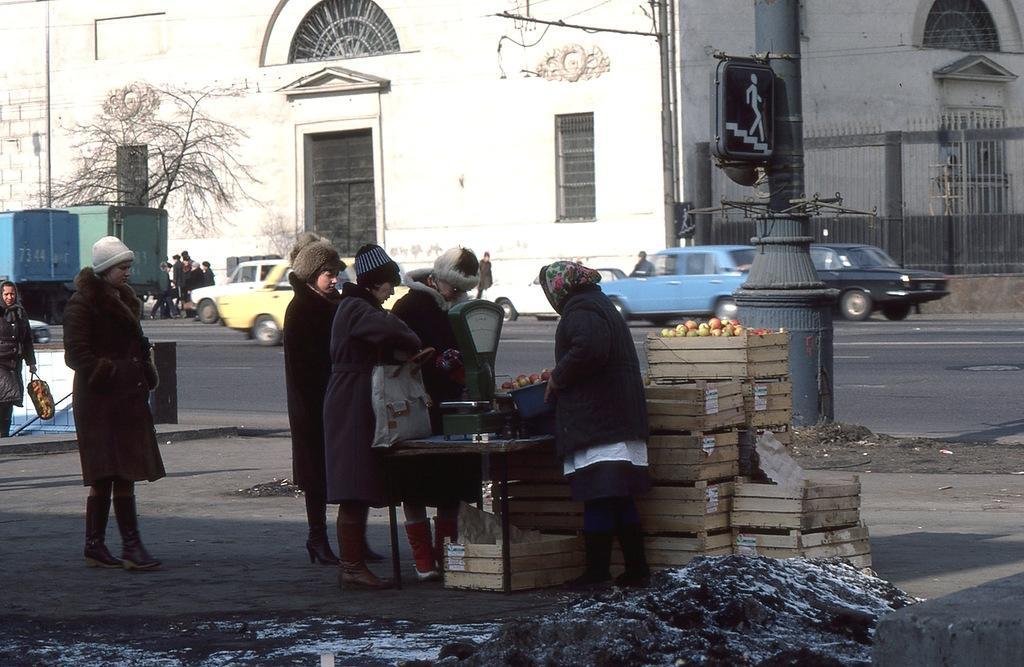 msk84 01 Москва и москвичи 30 лет назад