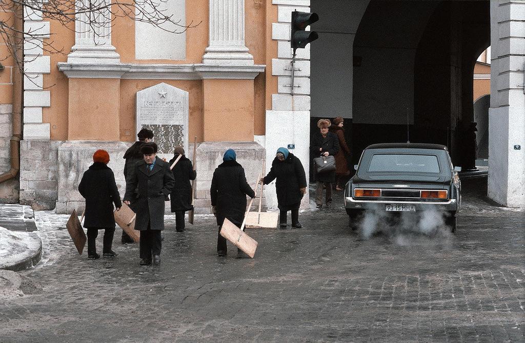 msk84 07 Москва и москвичи 30 лет назад