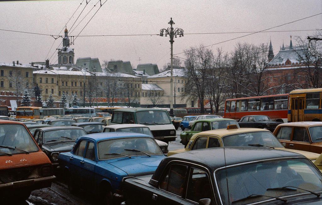 msk84 12 Москва и москвичи 30 лет назад