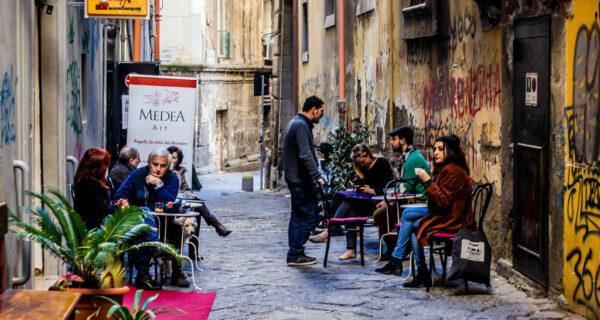 Неаполь: Люди