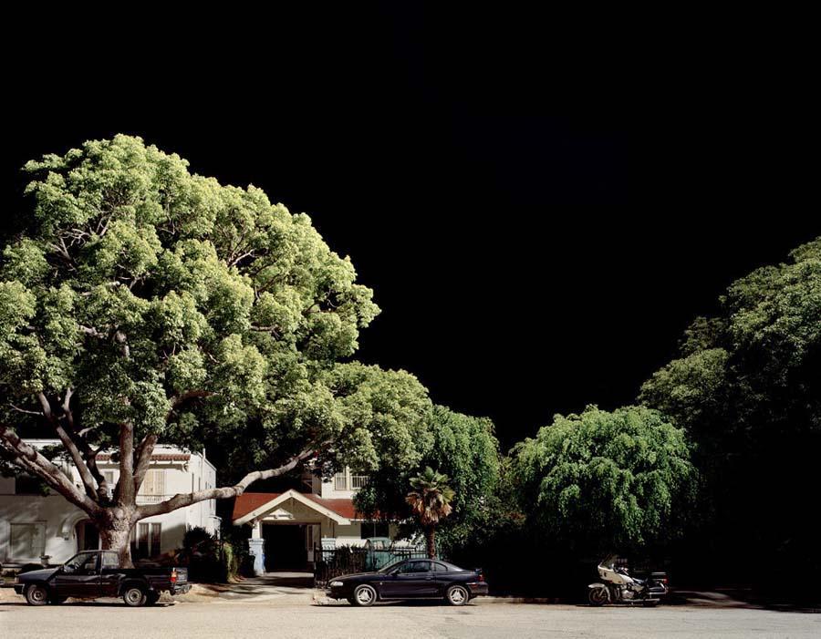 nightfornight 1 Краденое солнце в ночных фотографиях Кевина Кули
