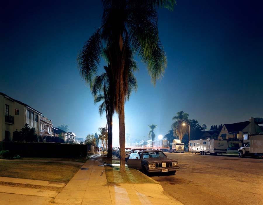 nightfornight 2 Краденое солнце в ночных фотографиях Кевина Кули