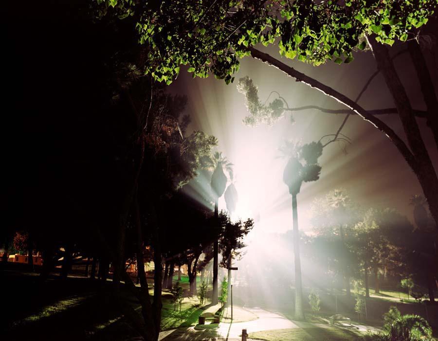 nightfornight 5 Краденое солнце в ночных фотографиях Кевина Кули