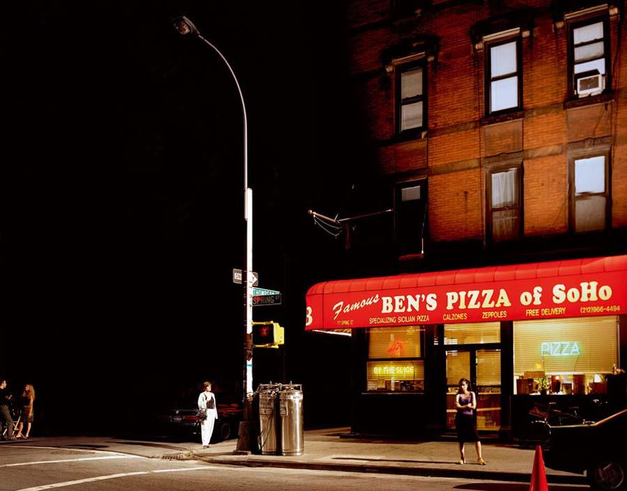 nightfornight 7 Краденое солнце в ночных фотографиях Кевина Кули