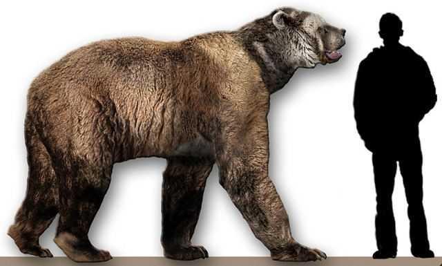 prehistoric22 Невероятные монстры прошлого, обитавшие на Земле