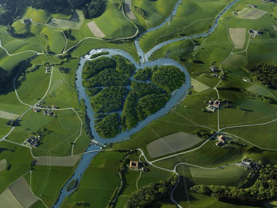 rivers03 Самые красивые реки мира