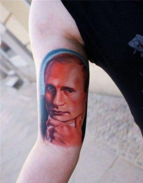 russian style tattoos 06 Сугубо славянские татуировки