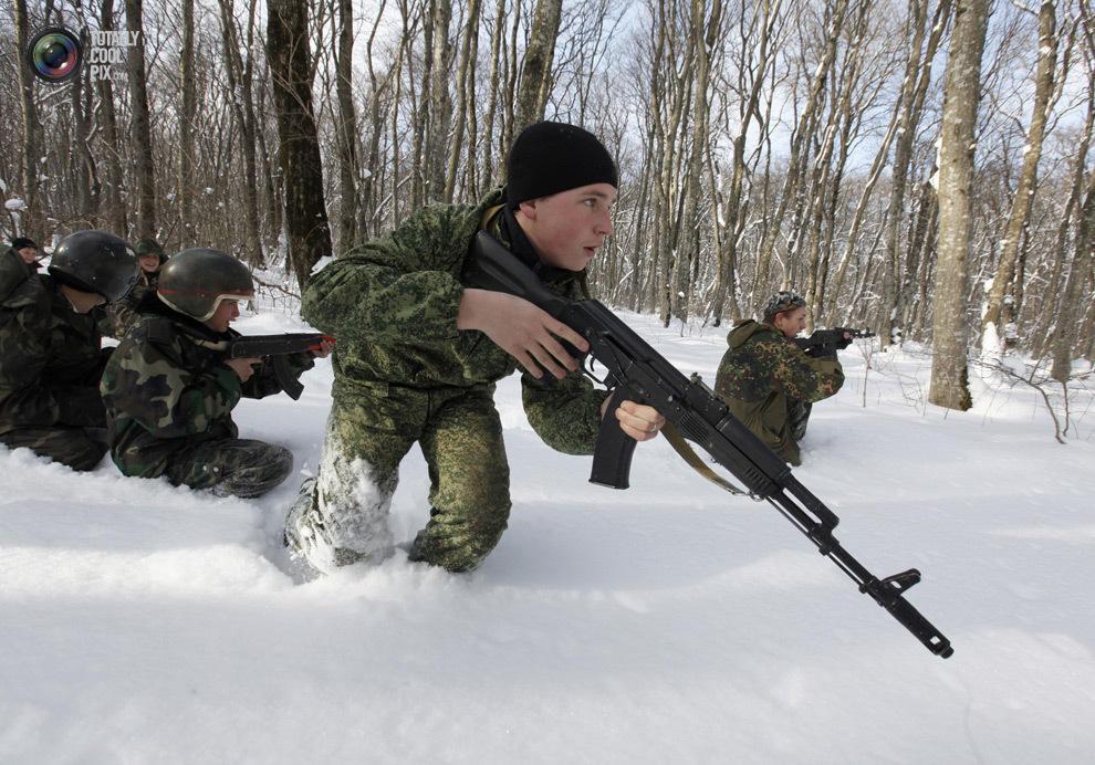 russianarmy07 Что из себя представляет российская армия