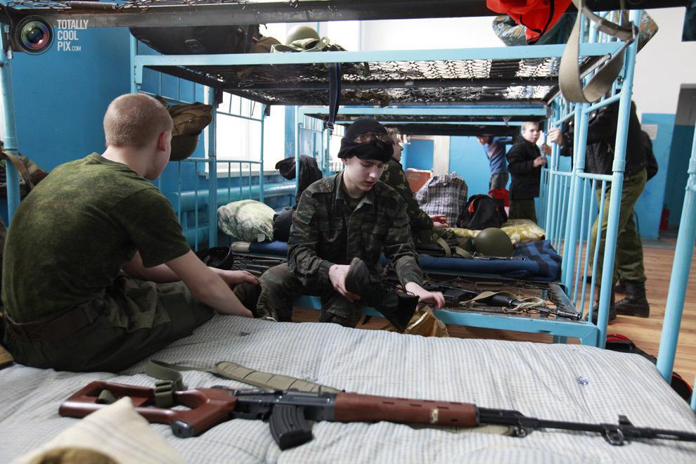 russianarmy14 Что из себя представляет российская армия