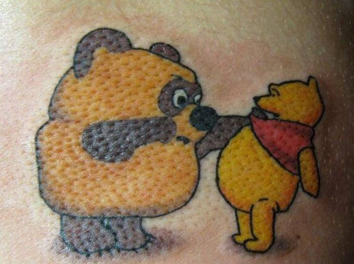 russkie tatuirovki 1 Сугубо славянские татуировки