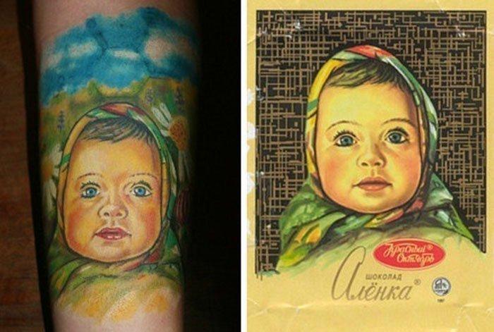 russkie tatuirovki 7 Сугубо славянские татуировки