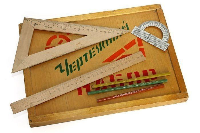schoolsupplies15 Какими были школьные принадлежности в Советском Союзе