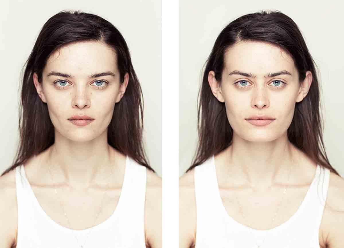symmetry07 Как выглядят идеально симметричные лица