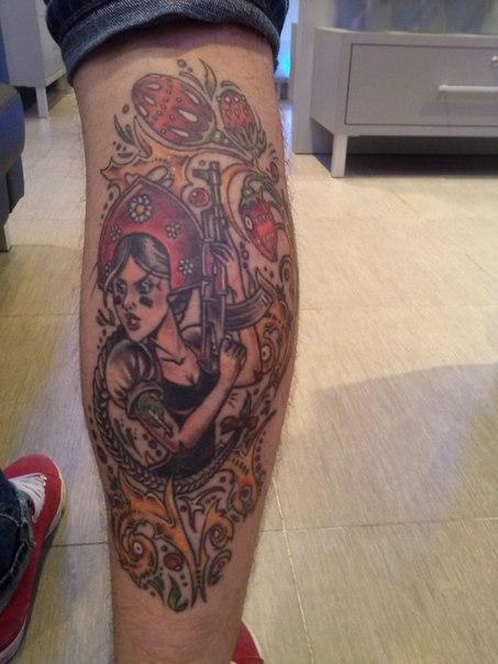 wLcb5 9Kvrw Сугубо славянские татуировки
