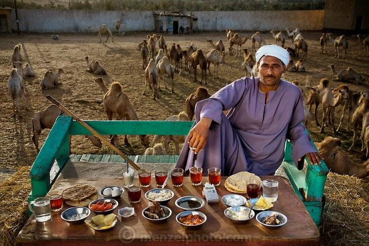 what i eat01 Увлекательный проект: Что едят люди в разных странах