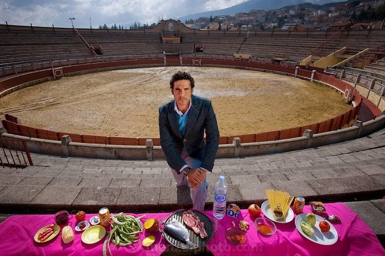 what i eat05 Увлекательный проект: Что едят люди в разных странах
