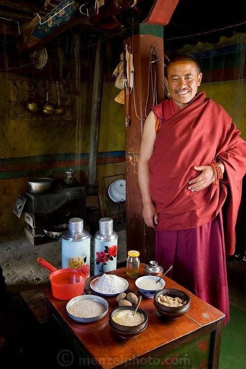 what i eat06 Увлекательный проект: Что едят люди в разных странах