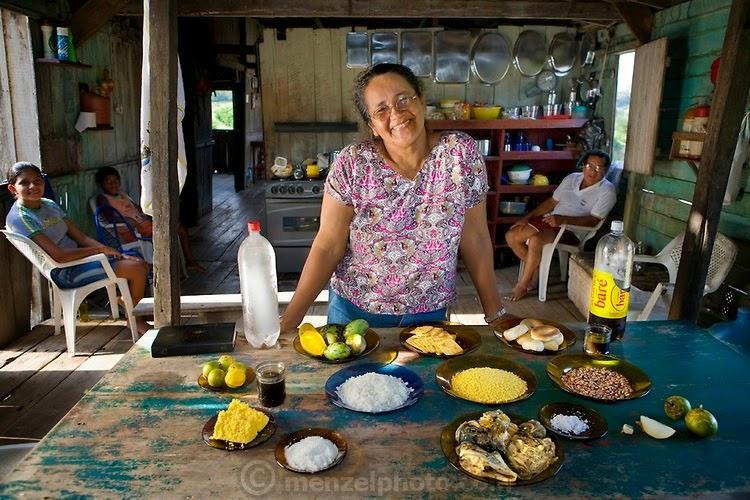 what i eat17 Увлекательный проект: Что едят люди в разных странах