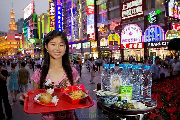 what i eat22 Увлекательный проект: Что едят люди в разных странах