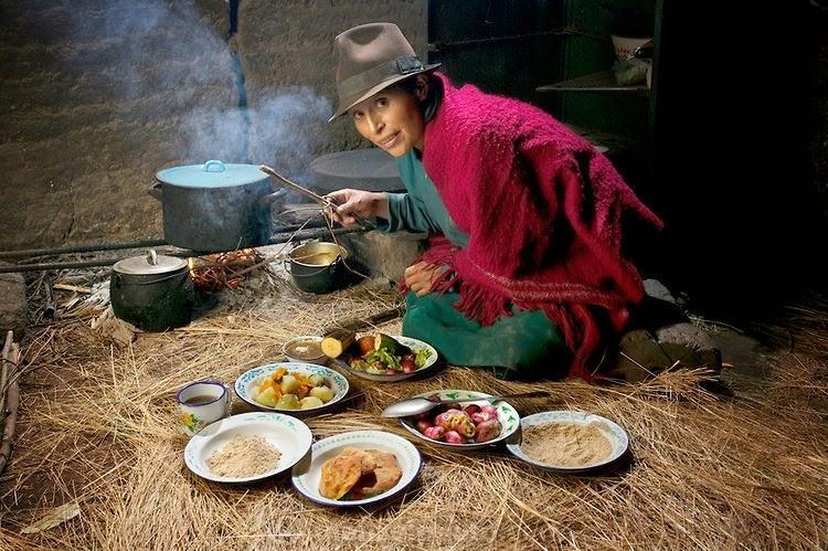 what i eat24 Увлекательный проект: Что едят люди в разных странах