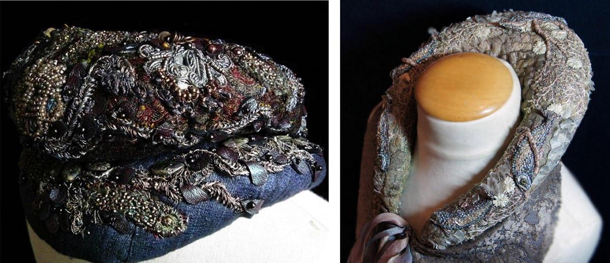 08 collage collars Поразительные детали костюмов Игры престолов