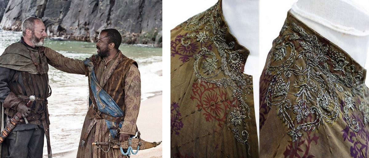 18 collage salladhor Поразительные детали костюмов Игры престолов