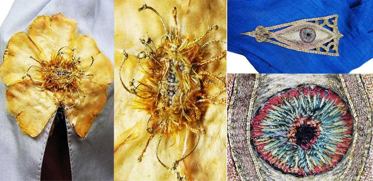 30 collage unknown Поразительные детали костюмов Игры престолов