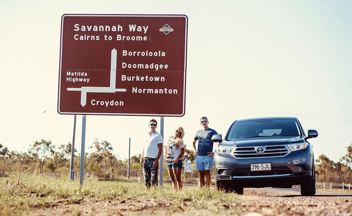Australia69 Большое путешествие по Австралии
