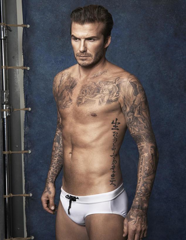 Beckham01 Дэвид Бекхэм для H&M или маленькая женская радость