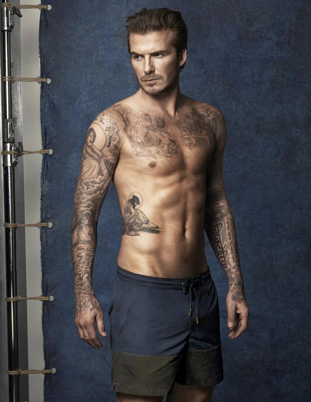 Beckham03 Дэвид Бекхэм для H&M или маленькая женская радость
