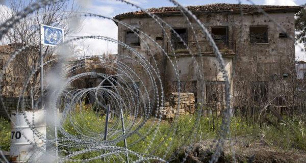 Застывшие во времени — Кипрская зона отчуждения