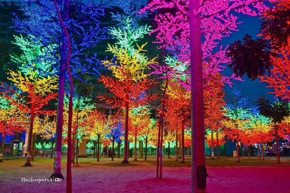 I City07 I City: светящийся сад в Малайзии