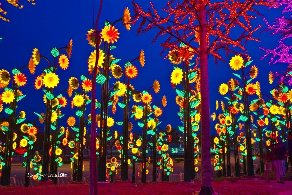I City08 I City: светящийся сад в Малайзии