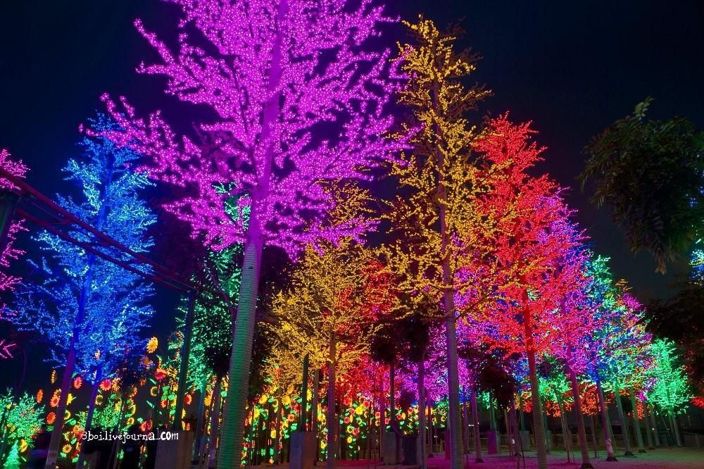 I City12 I City: светящийся сад в Малайзии