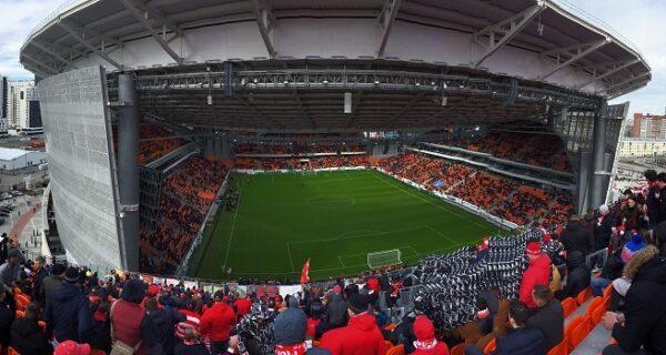 На Урале своя атмосфера: новый формат просмотра футбола — из-за стадиона