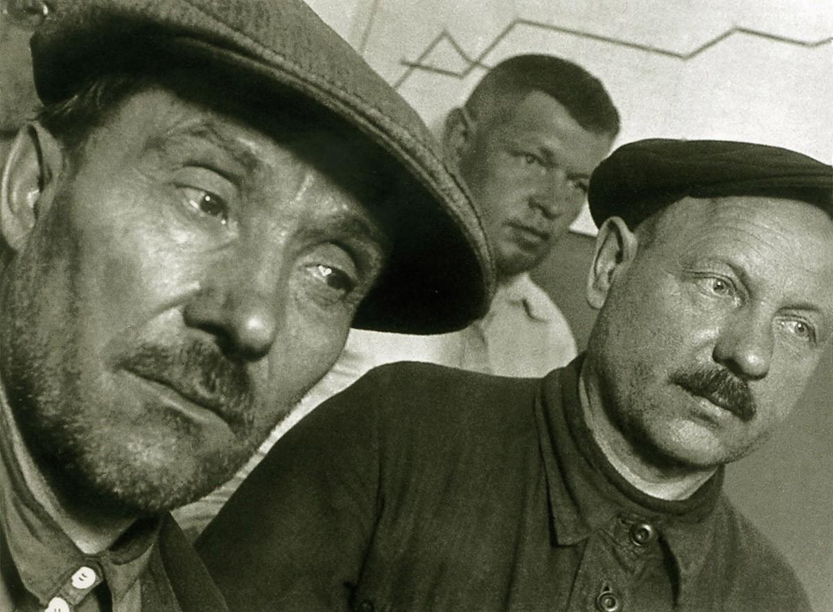 Ignatovich04 СССР 30 х и 40 х в знаковых работах Бориса Игнатовича