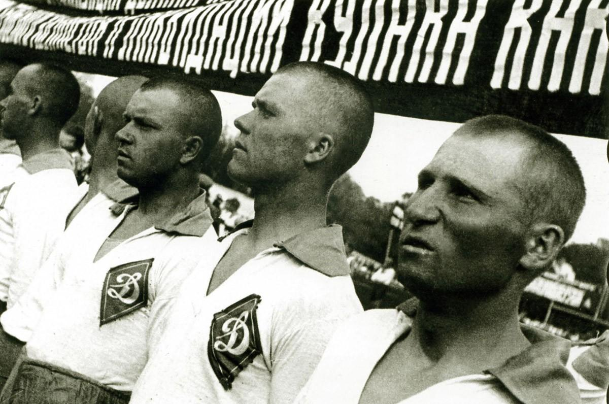 Ignatovich09 СССР 30 х и 40 х в знаковых работах Бориса Игнатовича
