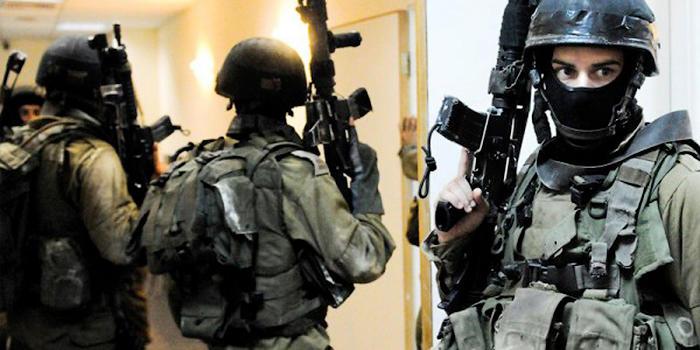 Mossad 600x300 Как выглядит спецназ в разных странах