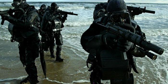 21. Специальная служба ее величества SAS
