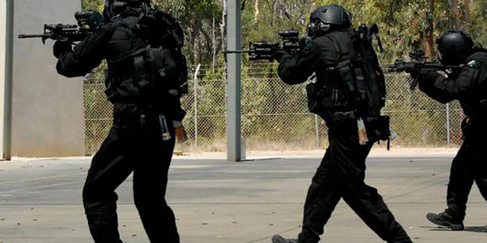 20. Спецназ австралийской армии SOCOMD
