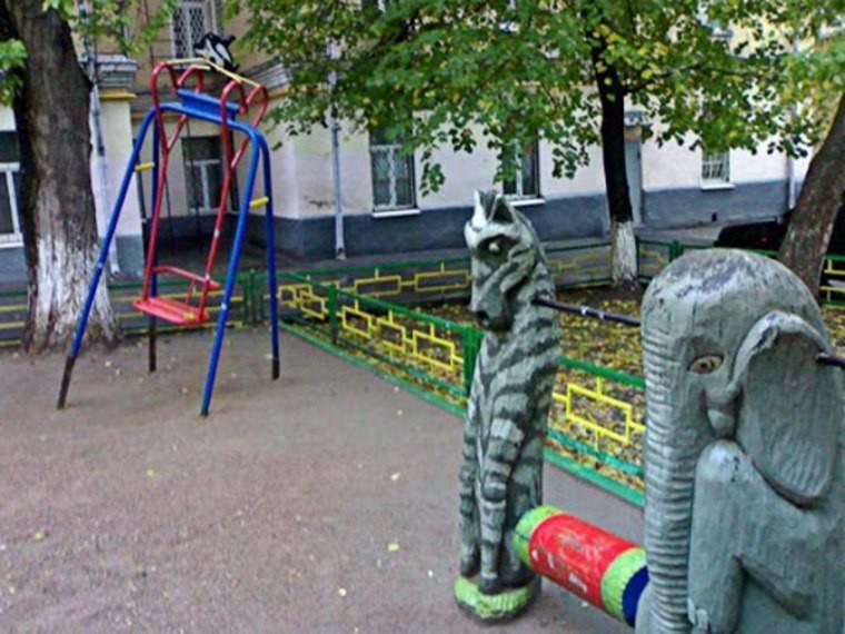 psychedelia08 Пост психоделических детских площадок