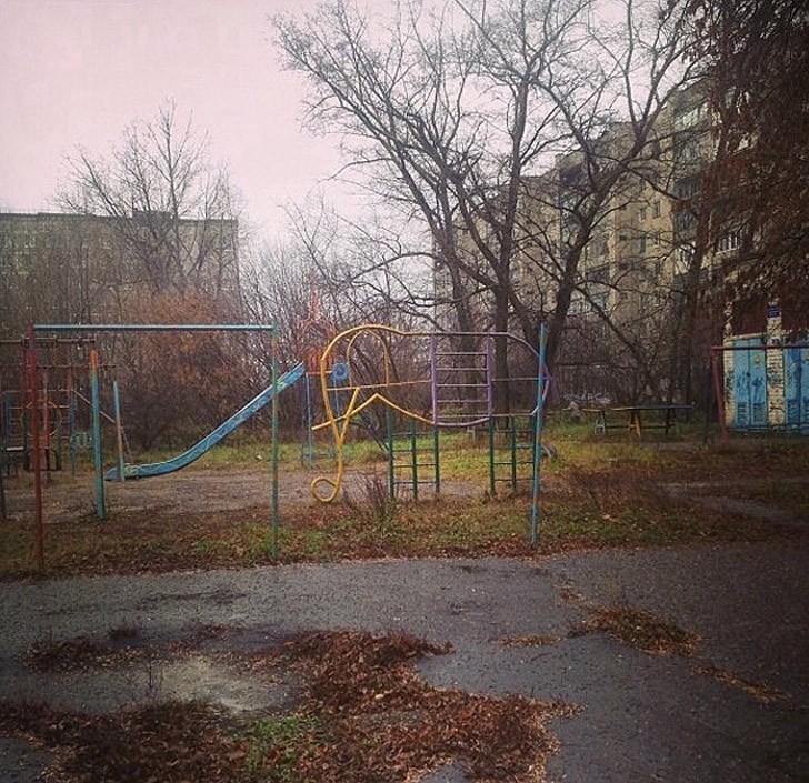 psychedelia16 Пост психоделических детских площадок