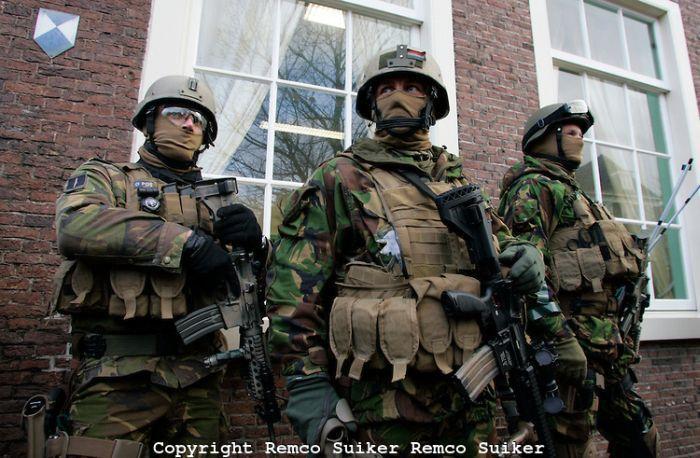 spetsnaz09 Как выглядит спецназ в разных странах
