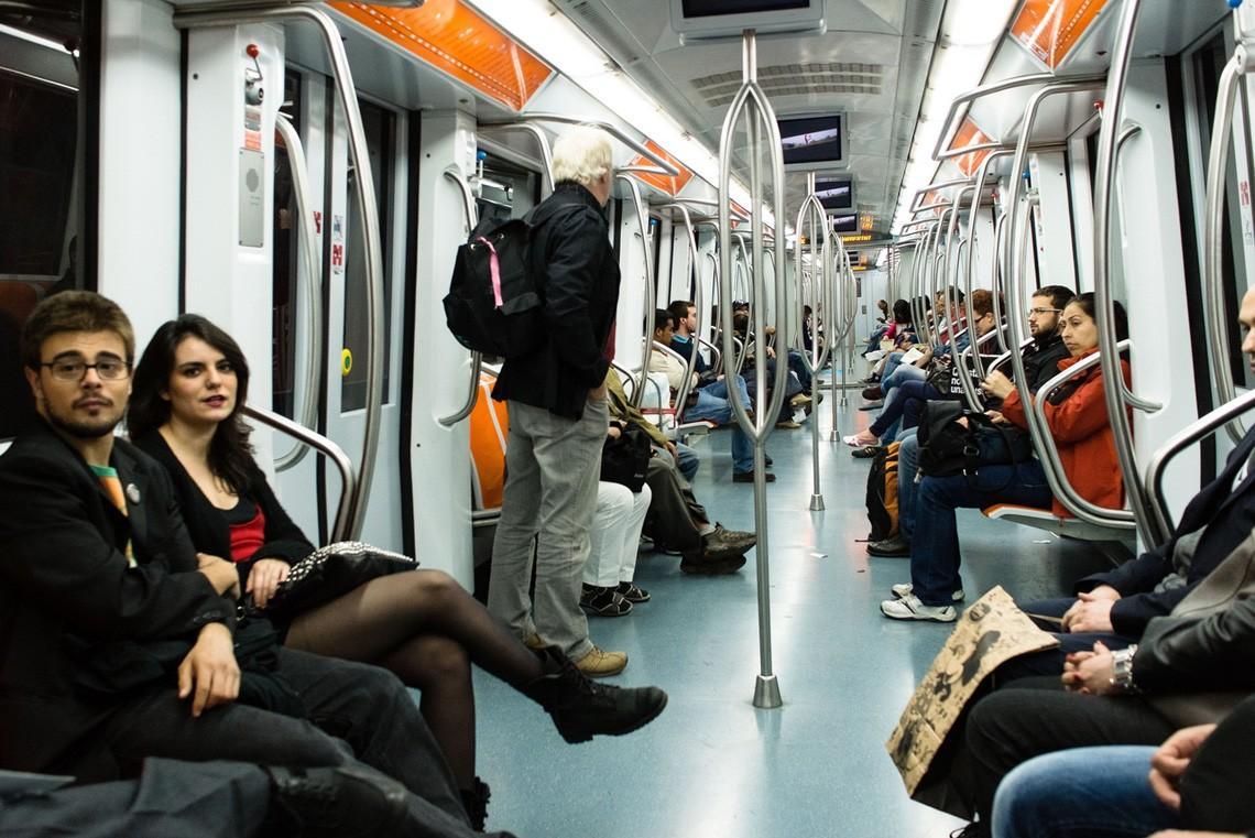 subwaywagons12 - Как выглядят вагоны метро разных стран и эпох