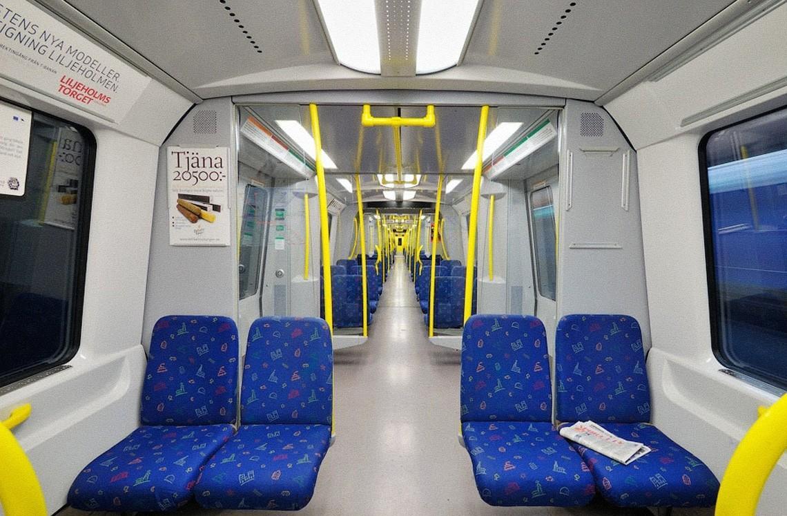 subwaywagons19 - Как выглядят вагоны метро разных стран и эпох
