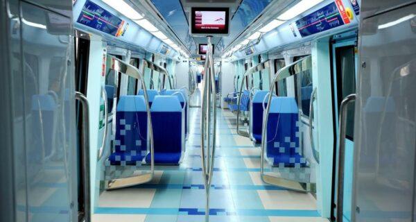Как выглядят вагоны метро разных стран иэпох